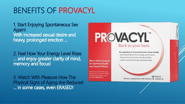 benefits of provacyl