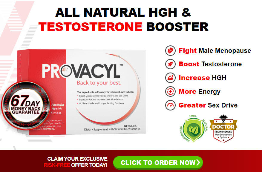 Provacyl HGH and Testosterone Booster